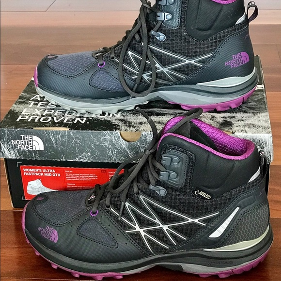 new style db441 ebdbf The North Face Ultra Fastpack II Mid GTX NIB NWT